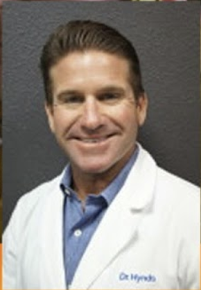 Headshot of Dr. Tommy Hynds a car accident doctor in Bradenton